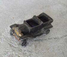 "Odd Vintage Lead Metal Miniature Old Fashion Car 1 1/2"" Long"