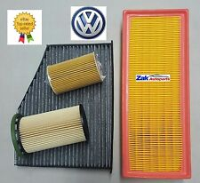 VW Passat B7 |11-14| 2.0 TDI Air Oil Fuel Cabin Pollen Filter Service Kit *NEW*