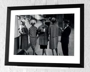 Time Life Fashion Model Ballerina & Actresses Framed Photograph Print Range