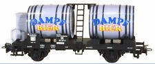 Marklin 44321 Beer Barrel Car - Dampf Bier - Scale 1:87 H0