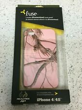Fuse Realtree AP Pink Camo iPhone 4/4S Phone Case New