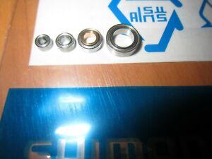 Shimano Vanford 4 Ball Bearing Upgrade Kit 19 Stradic C2000 - 2500 - 3000
