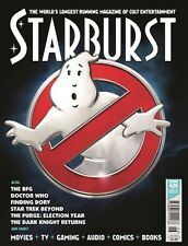 STARBURST MAGAZINE #426 - GHOST BUSTERS (BRAND NEW BACK ISSUE)