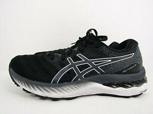 WOMEN'S ASICS GEL NIMBUS 23 size 7 ! WORN LESS THAN 15 MILES !RUNNING SHOES!
