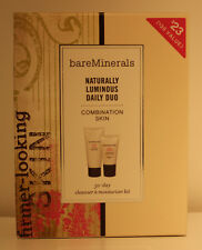 bareMinerals Naturally Luminous Daily Duo Try Me Kit - Combination Skin Kit