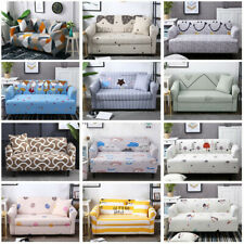 Sofa Covers 1/2/3/4 Seater Stretch Slipcover Couch Cover Loveseat Protector Home