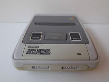 Console Super Nintendo SNES original en loose