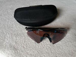 Oakley M Frame Polished Black - G30 Iridium Vented Sweep - NEAR MINT