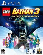 PS4 LEGO BATMAN 3 BEYOND GOTHAM [PlayStation 4]