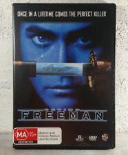 Crying Freeman DVD - MARK DACASCOS | REGION 4 AUST | RARE OOP