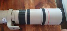 Canon EF 400 mm f/5.6 l USM lens