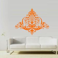 Wall Decal Vinyl Sticker Mandala Menhdi Flower Damask Dorm (Z3034)