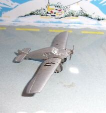VINTAGE RARA SCHUCO ALUMINIO FUNDIDO JUNKER F-13 GERMAN AIRCRAFT NO. 335779