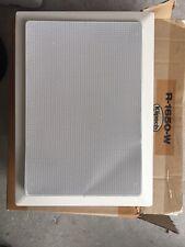 SINGLE) Klipsch R-1650-W In-Wall Speaker 1007212 - White (Each) New:Openbox