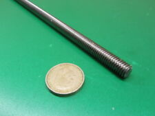 """316 Stainless Steel Threaded Studs, LH, 3/8""""-16 x 36"""" Length"""