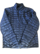 The North Face Men's Thermoball Full Zip Jacket Urban Navy Size Large