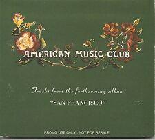 AMERICAN MUSIC CLUB WISH THE WORLD AWAY 4 TRACK PROMO CD SINGLE DIGIPACK CISCO 1