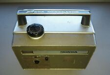1963 Honda GA11 E40 Portable Lunchbox Generator: Dealership Merit Award Gold