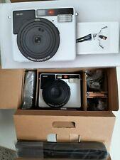 Leica Sofort Sofortbildkamera, Weiß, NEU, Unbenutzt