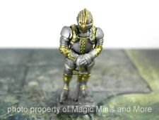 Maze of Death ~ KNIGHT STATUE Pathfinder Battles suit of armor dungeon dressing