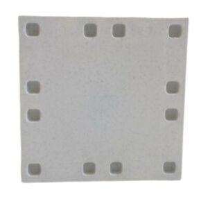Playmobil 4324 Spares Replacement Piece 30046630 Grey Plastic Square Medium