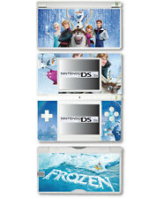 Disney Frozen Vinyl Skin Sticker for Nintendo DS Lite