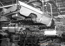 HOLDEN FB PRODUCTION LINE GMH DANDENONG A3 POSTER PRINT PICTURE IMAGE PHOTO
