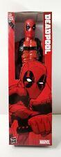 "2017 Hasbro Marvel Titan Hero Deadpool 12"" Action Figure X-Men X-Force"