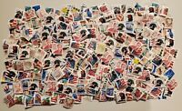 400 Old Used United States of America (USA) Stamps - All Off Paper - Lot 7