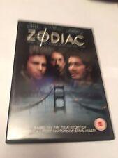 Zodiac (DVD, 2007) jake gylenhall, robert downey jr, region 2 uk dvd
