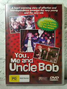 You me and uncle bob DVD Australian Movie_1993 From Blue Heelers Producer - R4