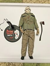 Jason Friday the 13th Part 3 Sideshow Figure loose (no packaging)