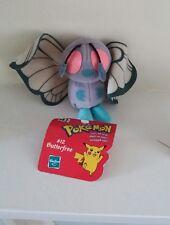 Vintage pokemon #12 Butterfree plush 1999