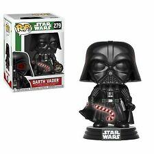 Darth Vader Holiday Glow Chase - Star Wars Funko POP Vinyl ������