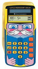 Texas Instruments TI Little Professor Handheld Mathematics And Numeracy Game