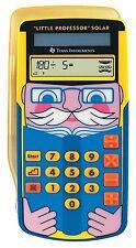 texas instruments ti little professor handheld mathematik und rechnen spiel