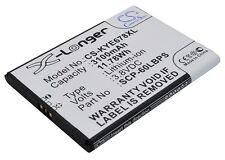 Batería para KYOCERA 5AAXBT076GEA SCP-60LBPS General de brigada DuraForce E6560