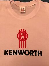 KENWORTH TRUCKS BOYS T SHIRT SIZE 8