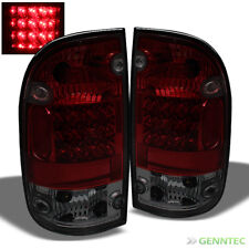 For 95-00 Toyota Tacoma LED R/S Tail Lights Rear Brake Lamps Pair Set Light