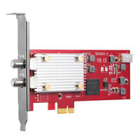TBS6903X Professional DVB S S2 S2X Dual Tuner PCIe Card CCM VCM ACM Multi Input