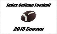 Index College Football (2018 Season)