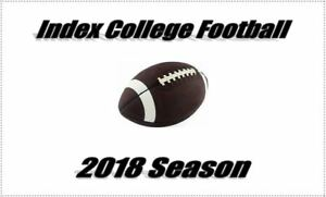 Index College Football (2018 Season)