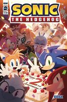 Sonic The Hedgehog #3 RIB Variant IDW