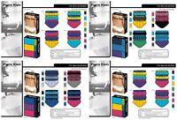 3-12 Mens Pierre Klein Cotton Blend Slips Briefs Pants Underwear / S M L XL XXL