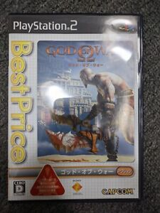 RARE Mint God Of War PlayStation 2 PS2 Japanese Japan JPN JP Import Version