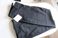 BNWT Nicole Farhi Black Fine Wool Trousers UK 14 RRP £170 Large