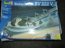 Blohm & Voss BV 222 V-2 1:72 Scale Revell Model kit 04383