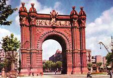 Espana - Barcelona  -  Arco de Triunfo / Triumphal Arch