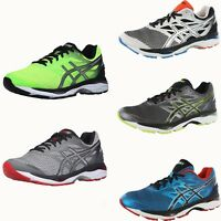 ASICS MENS GEL CUMULUS 18 T6C3N RUNNING SHOES