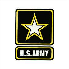 U.S. Army Vinyl Decal Sticker Hard Hat Helmet Stickers Car Window Bumper Decor